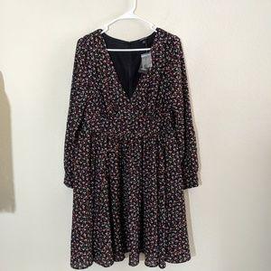 """NWT"" Torrid | Floral Print Dress"